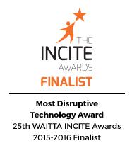 Most Disruptive Technology Award