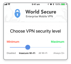 World Secure Selector