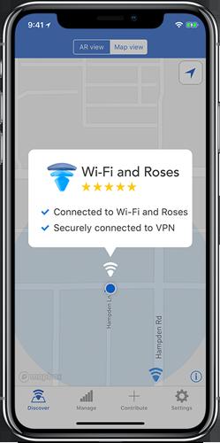 World Wi-Fi Secure